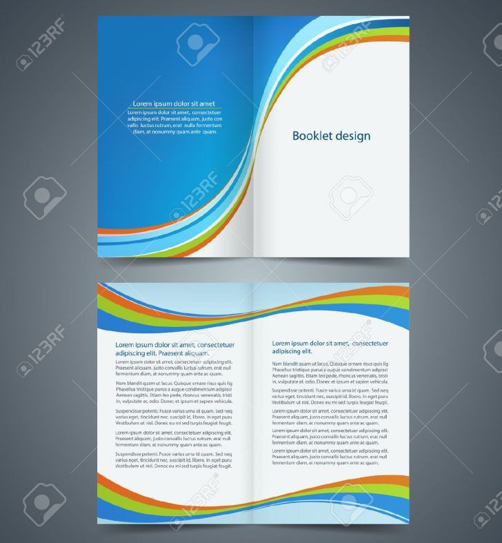 Bi Fold Brochure Template Free Download Word | pikpaknews