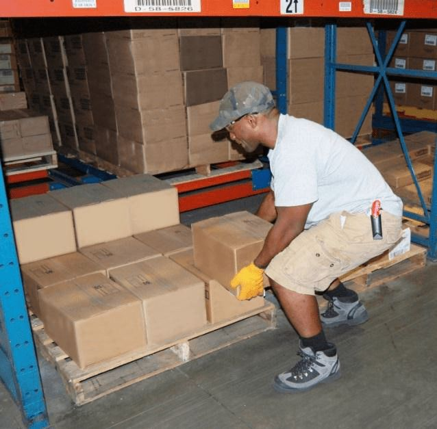 McLane Food Service is hiring Warehouse Specialists