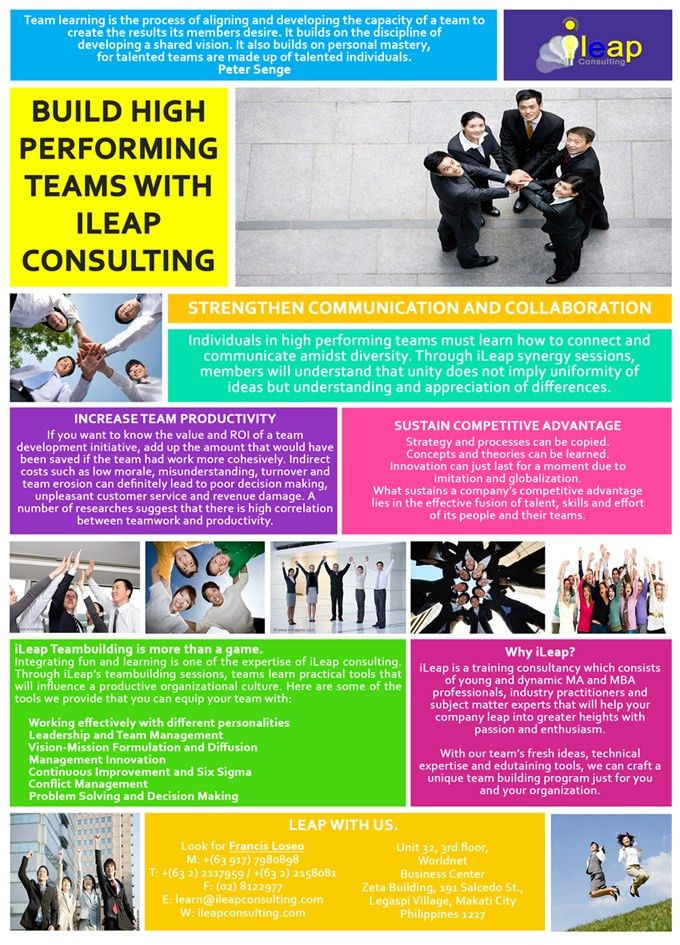 iLeap Consulting | News, Events and everything in between