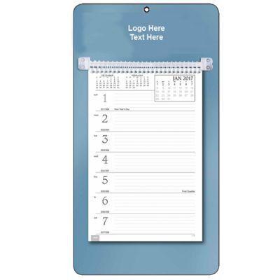 Custom Printed 2017 Calendar Weekly Memo Planner