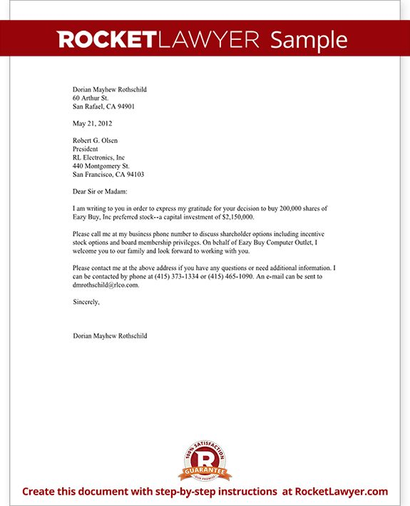 Form Letter | Sample-Free-Form-Letter-Form-Template.png | Ideas ...