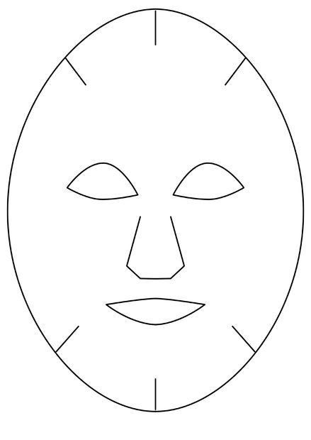 Simple Wicked Witch Mask: 11 Steps (with Pictures)