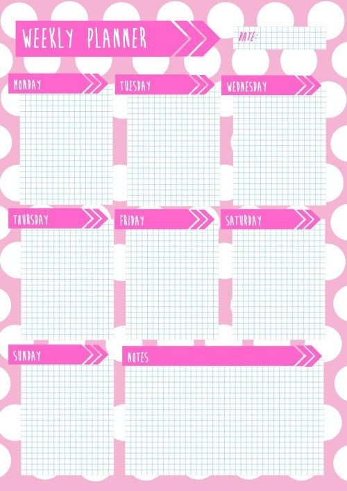 You can now download my PLANNERS, STUDY TIMETABLES & OTHER ...