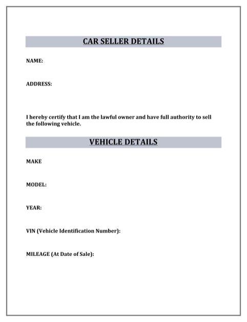 car sale receipt template - thebridgesummit.co