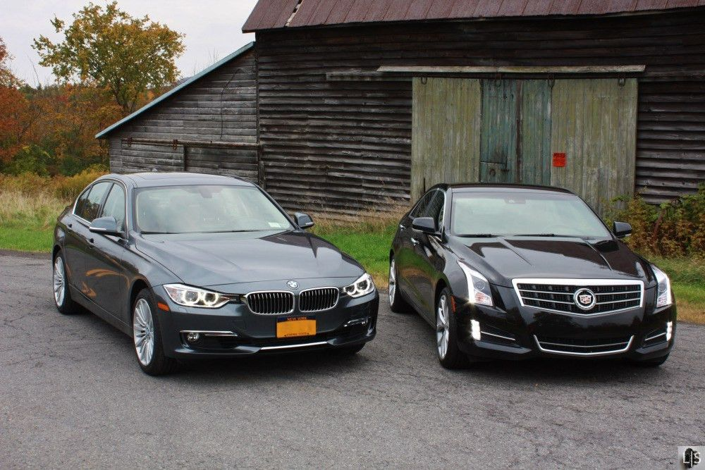 Test Drive: Cadillac ATS 2.0T vs. BMW 328i