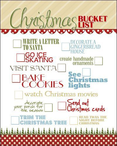 Best 20+ Christmas list printable ideas on Pinterest | Christmas ...