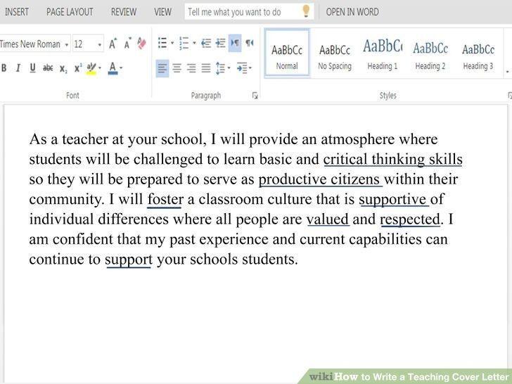 Teaching cv template ireland