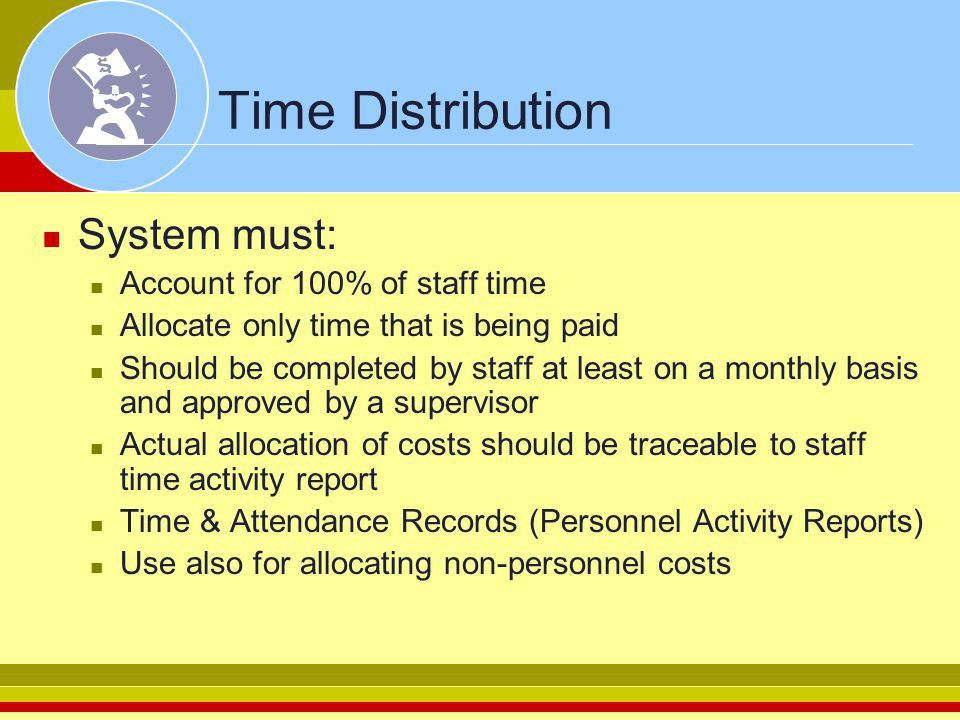 Fiscal Overview Part I: Cost Allocation - ppt download