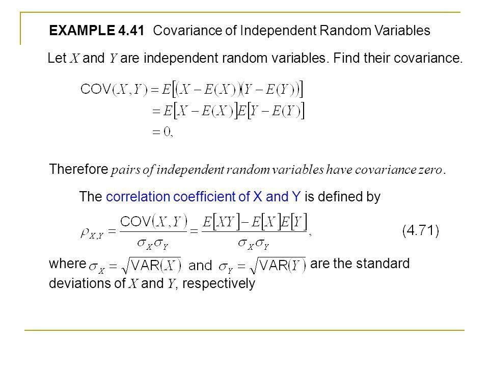 CHAPTER 4 Multiple Random Variable - ppt download