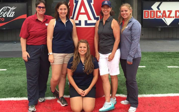 personal trainer. athletic trainers female. student athletic ...
