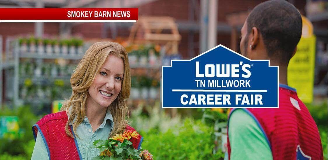 Lowe's TN Millwork In White House Hosting Career Fair