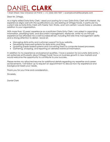 Mainframe Support Cover Letter