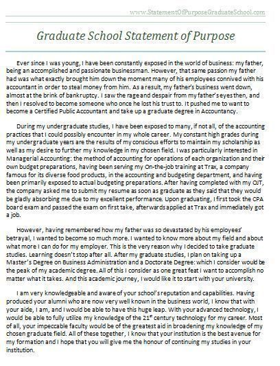 Personal statements for college entry