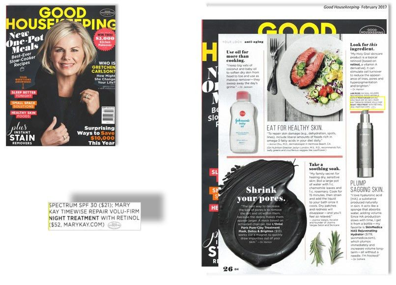 Good Housekeeping, February 2017