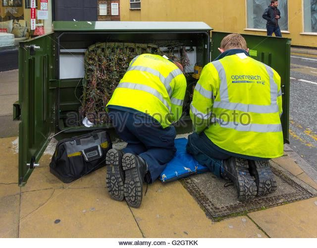 Bt Cabinet Stock Photos & Bt Cabinet Stock Images - Alamy