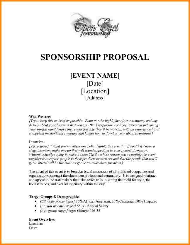 race car sponsorship proposal template manufacturing clerk cover ...