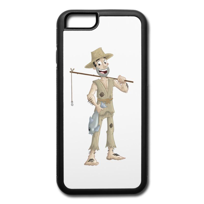 Baelin The Fisherman Phone Case - All styles iPhone Case | Viva La ...