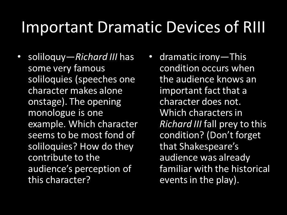 Richard III Background Information. Shakespeare's 38 plays are ...