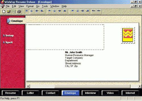 envelope for resume sample resume envelope wikihow resume