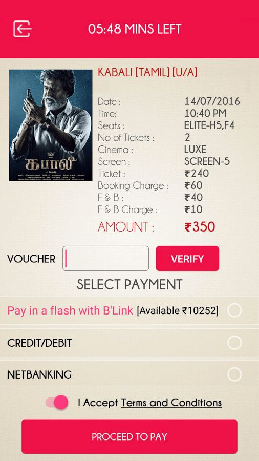 Jazz Cinemas - Movie tickets - Android Apps on Google Play
