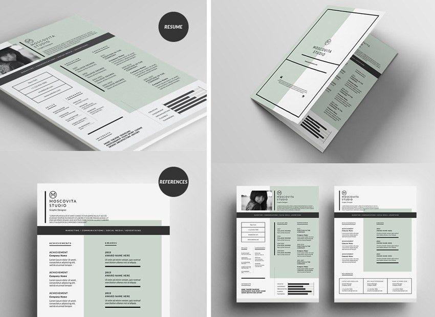 50+ Professional Resume & CV Templates