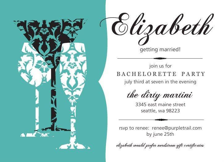 Bachelorette Party Invitation Templates – gangcraft.net
