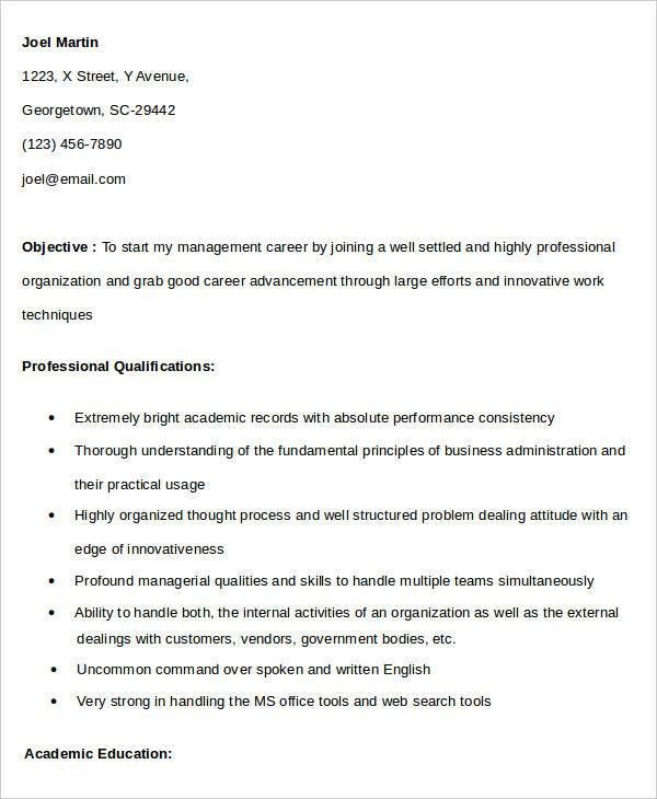 it freshers resume template. professional curriculum vitae resume ...