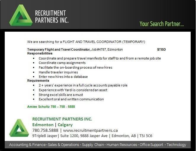 RECRUITMENT PARTNERS INC.   LinkedIn