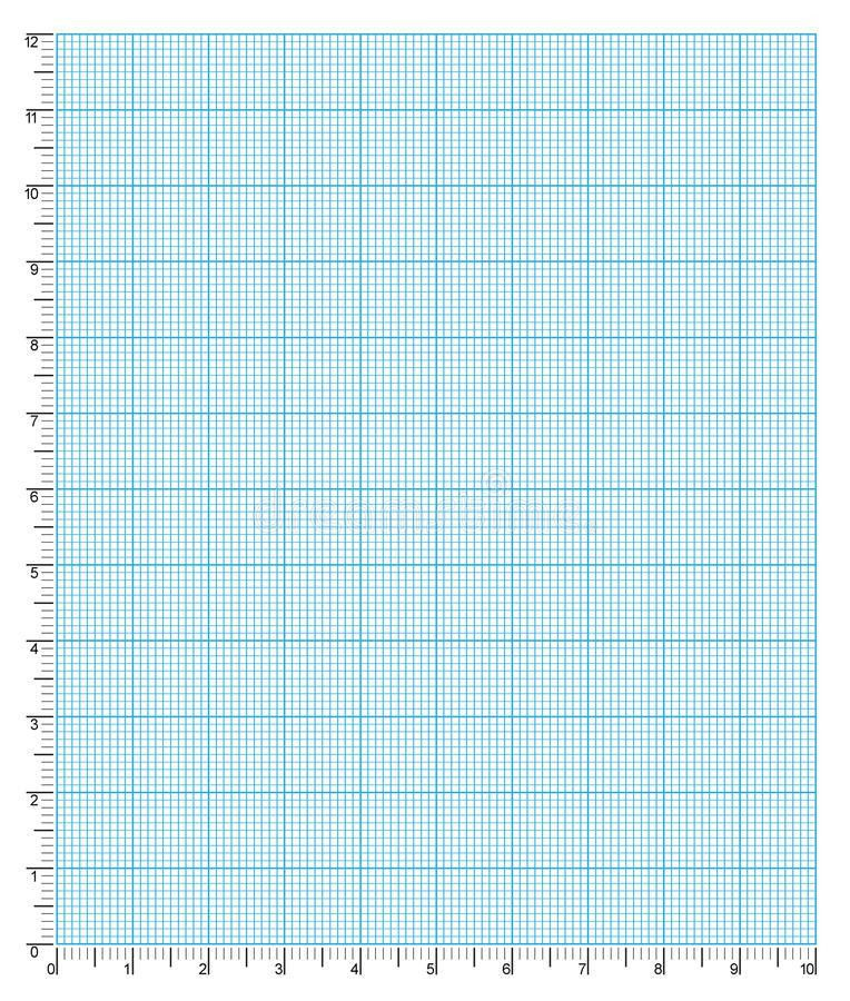 Engineering Graph Paper Mm Royalty Free Stock Image - Image: 28909776