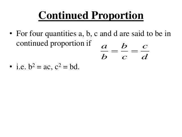 Unit 3 ratio, proportion, profit and loss