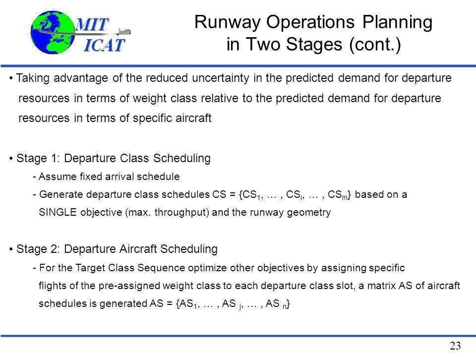 Airport Departure Planning and Control - ppt video online download