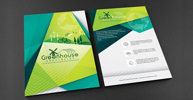 Flyer Design, Business Flyer Design Vector - ProDesigns