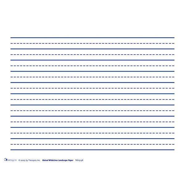 Special Education - Fine Motor Skills - Handwriting Skills - Paper ...