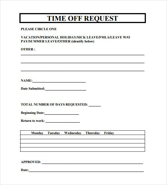 Day Off Request Form. Student Event Planning Form Sample Event ...
