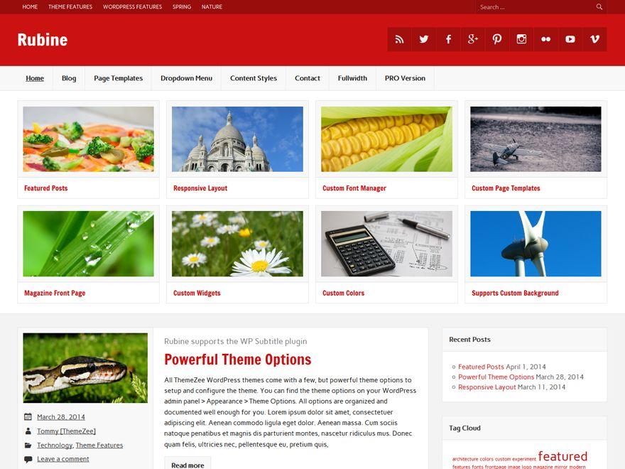 10 best free WordPress website templates to get online