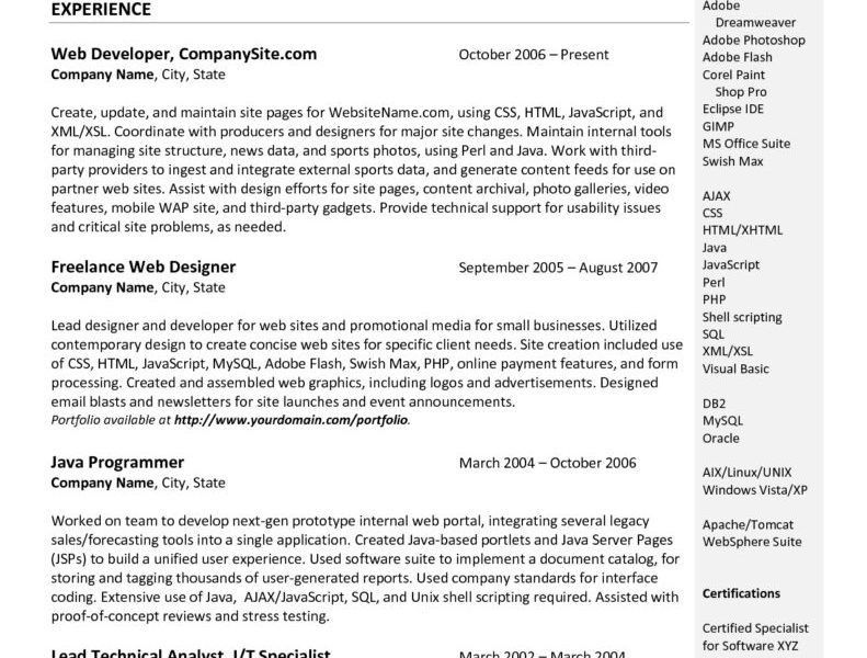 Lofty Resume Templates Doc 11 Templateregularmidwesterners Resume ...