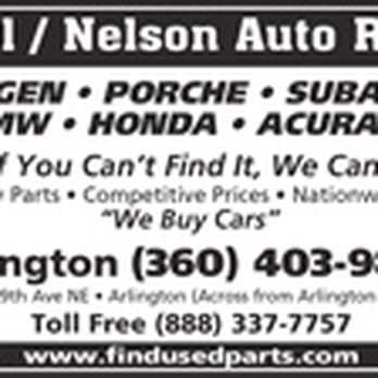 Campbell-Nelson Auto Wrecking - CLOSED - Car Dealers - 18021 59th ...