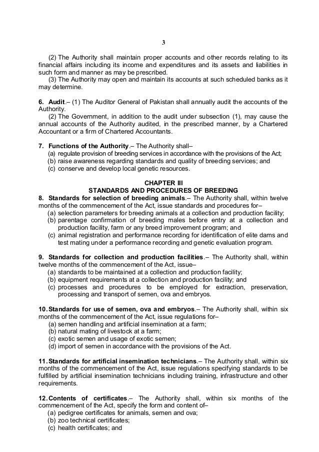 PROVINCIAL ASSEMBLY OF THE PUNJAB Bill No. 9 of 2014 THE PUNJAB LIV…