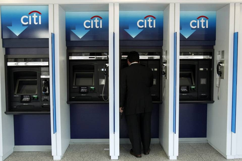 The Eye-Scanning ATM Is Here - WSJ
