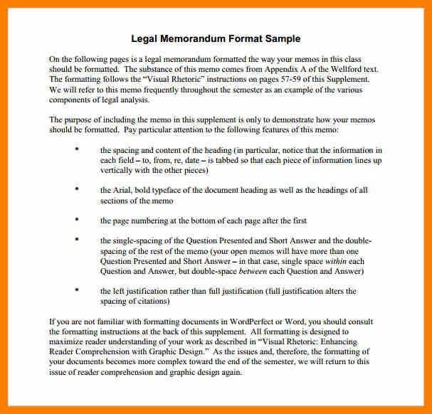 8+ justification memo template | science-resume