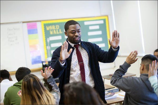 At 25, Teach For America Enters Period of Change - Education Week