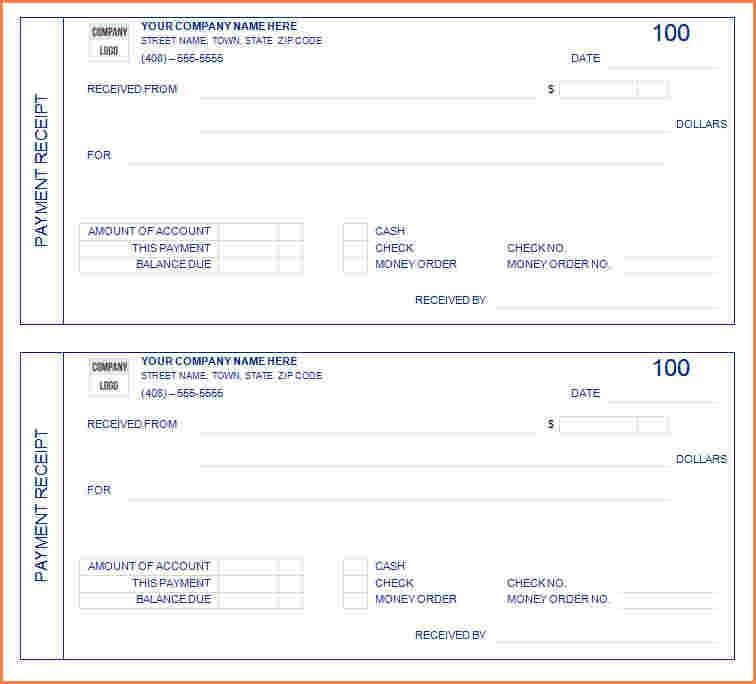 5+ sample of payment slip | Sales Slip Template