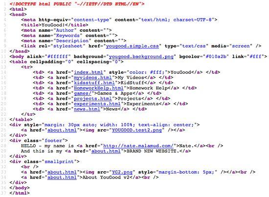 L'endroit idéal pour Apprendre HTML et CSS en RDC - Informagenie