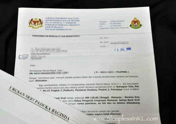 The Long & Winding Road…To A Malaysian PR (Permanent Residence ...