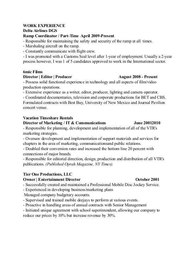 Resume - Voight Thornton, MBA - IT, SALES, MARKETING