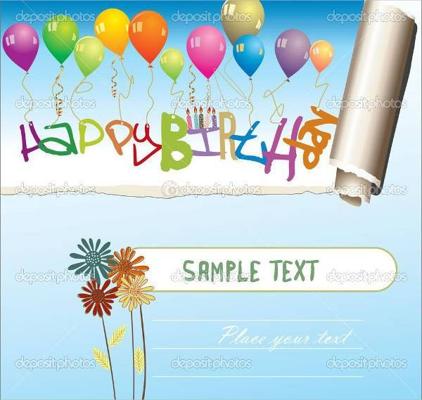 Birthday Card Templates | Free & Premium Templates