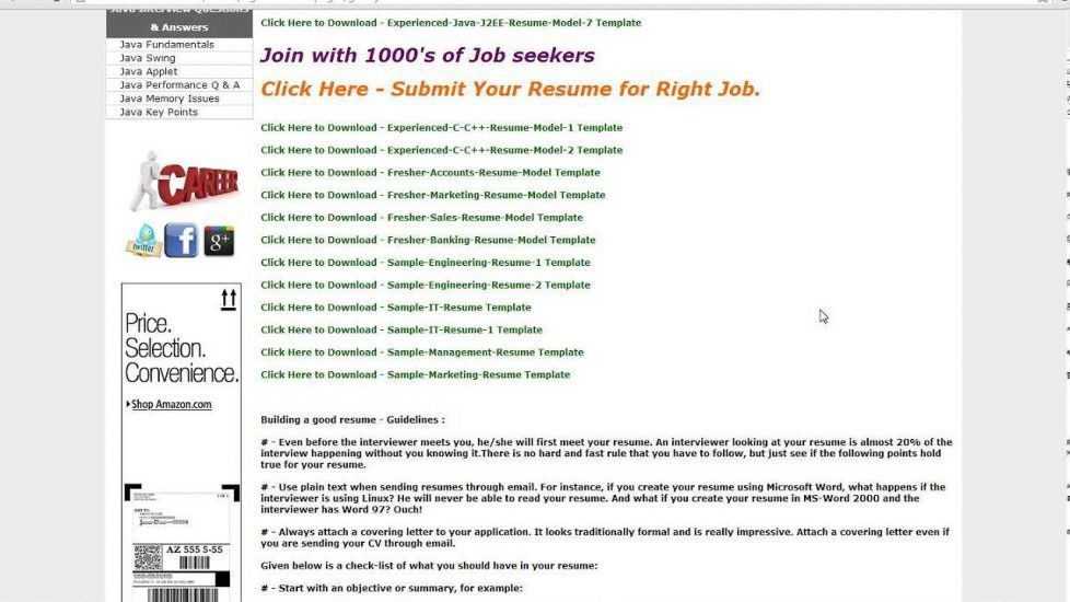 Resume : How To Wright How To Get Better At Your Job System ...
