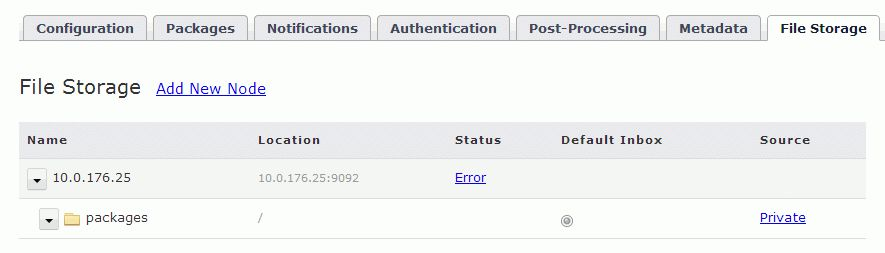 Aspera Faspex Admin Guide 3.7.8 Documentation - RedHat, CentOS, SUSE
