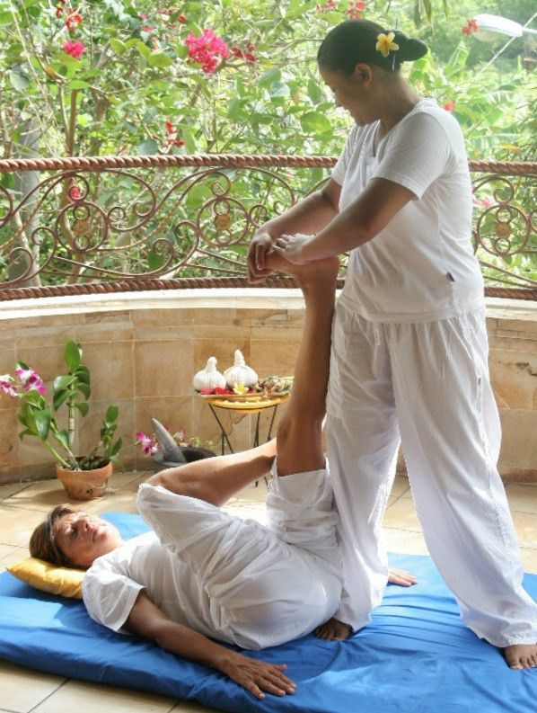 A Gap Year Becoming a Masseuse in Bali - Gap Year