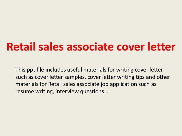 Cover Letter For Sales Associate. Cover Letter For Insurance Sales ...
